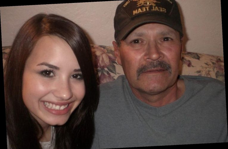 Demi Lovato says 'addict' father's body wasn't found for over a WEEK after death & she still thinks about him 'rotting'