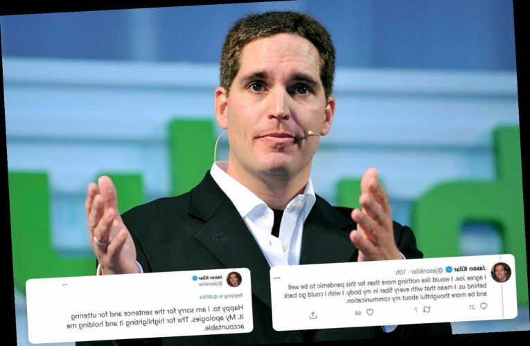 CNN boss Jason Kilar apologizes after claiming Covid has been 'really good for ratings'