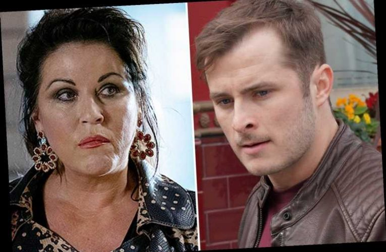 EastEnders fans fear for Kat Slater's life as Ben Mitchell learns truth about revenge snitching