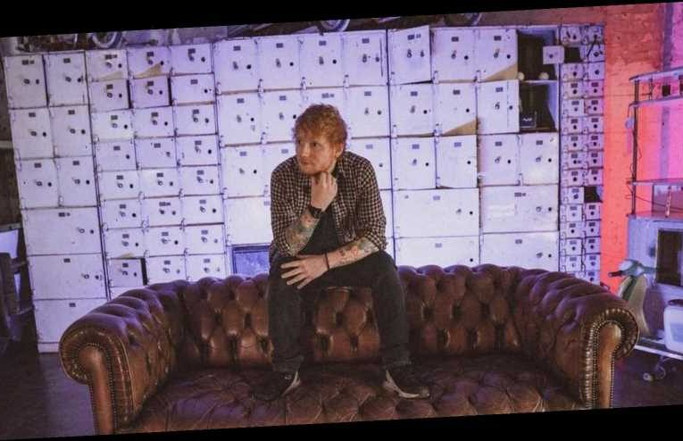 Ed Sheeran & Family Leave Luxury Resort Just Before Flood Waters Came