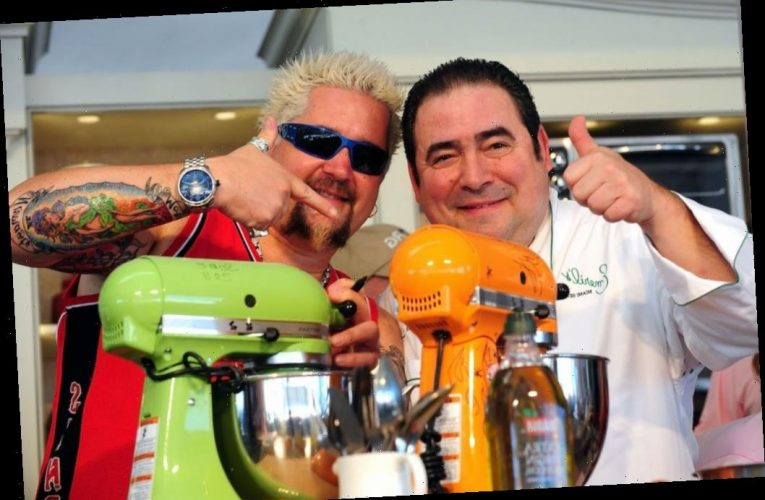 Which Food Network Chef Has the Highest Net Worth?