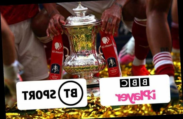 FA Cup on TV: Which quarter-final fixtures are on BBC iPlayer and BT Sport and how to live stream FREE
