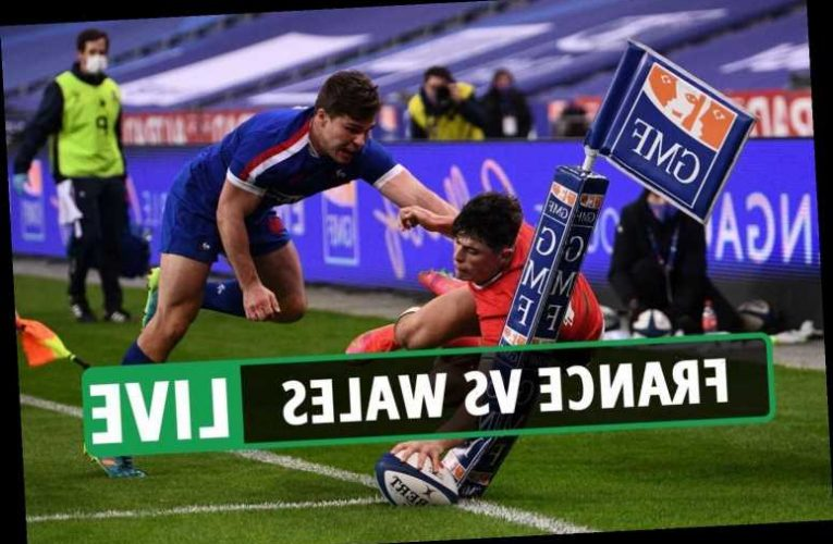 France 25-30 Wales rugby LIVE SCORE: Dragons closing in on Grand Slam in Six Nations thriller