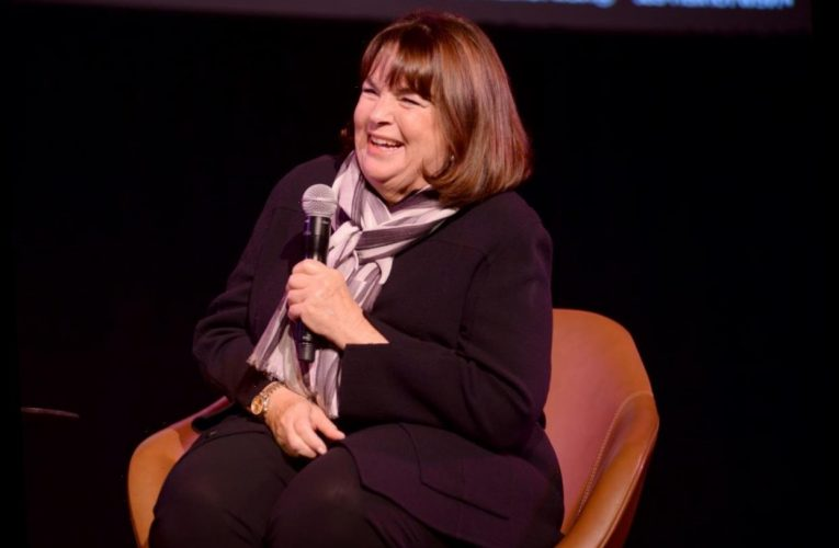 Ina Garten Agreed to Host 'Barefoot Contessa' After Food Network Made a Grand Gesture