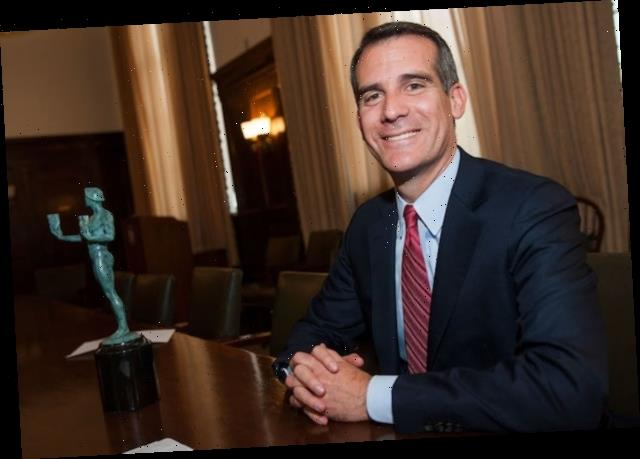 L.A. Mayor Garcetti: 'It's Time to Get Our Economy Started'