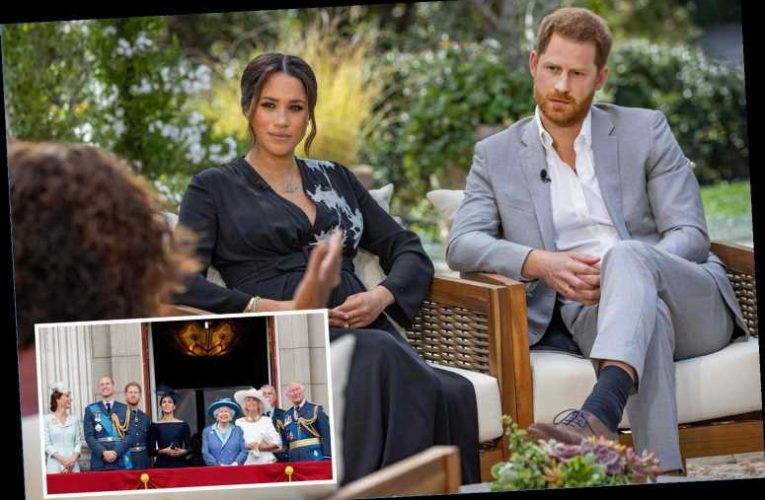 Meghan Markle and Prince Harry have 'lobbed a huge bomb into royal family' in first year of Megxit, royal author claims