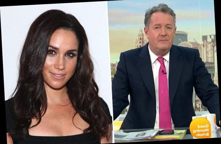 Piers Morgan calls Meghan Markle 'bullying' claims 'disturbing' as he suggests it's 'karma'