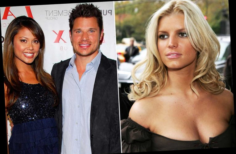 Jessica Simpson was 'saddened' when Nick Lachey moved on with Vanessa