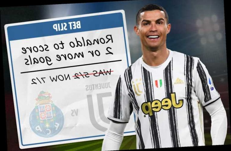 Champions League League: Best bets and odds – Juventus vs Porto and Borussia Dortmund vs Sevilla