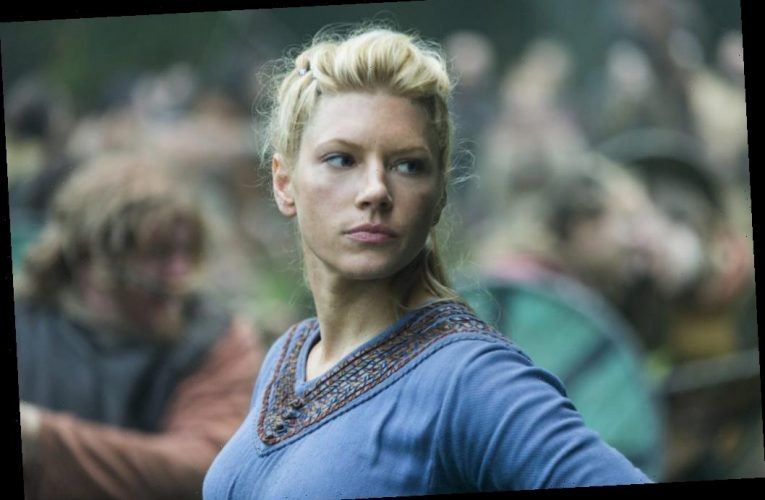 'Vikings': Lagertha Gets Violent When Ragnar Lothbrok Doesn't Want Her to Go on the First Journey West