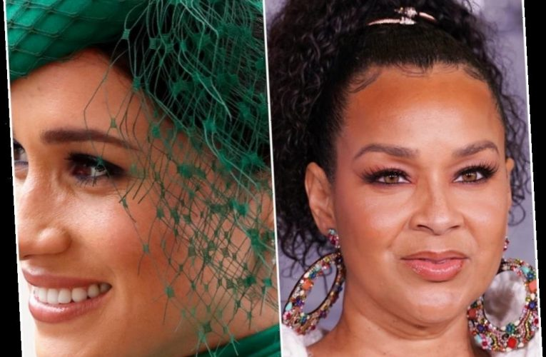 Actor LisaRaye McCoy Says She Can Relate to Meghan Markle Because of Her Time as First Lady of Turks and Caicos
