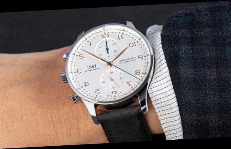 Luxury Brand Releases Paper Watch Straps