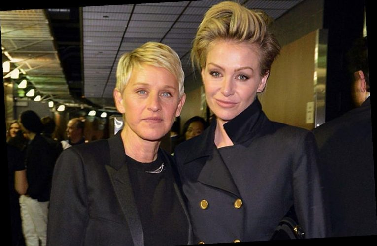 Ellen DeGeneres rushed wife Portia de Rossi to the hospital for emergency appendicitis surgery following 'a lot of pain'
