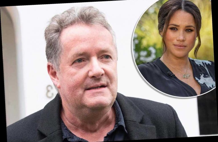 Piers Morgan says Meghan Markle was treated 'no worse' than Princess Diana