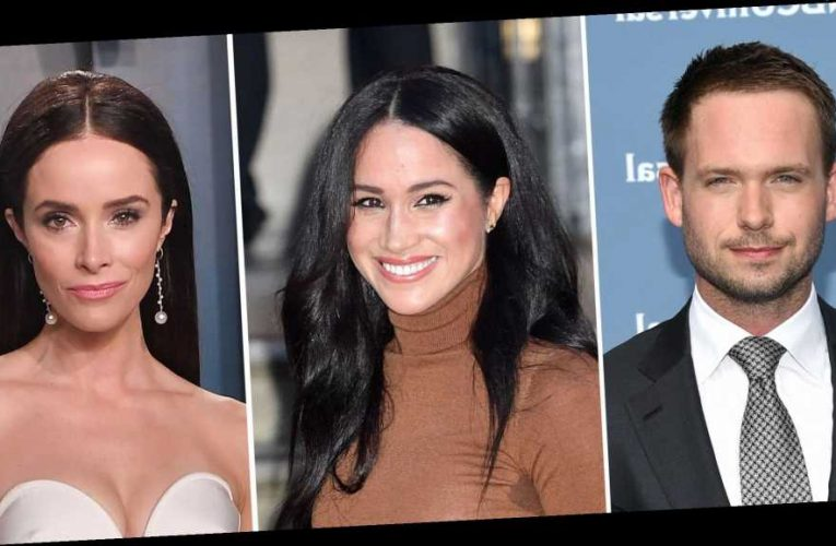 Meghan Markle's 'Suits' Costars Defend Her Amid Bullying Claims