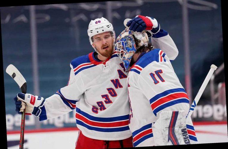 Pavel Buchnevich has answered Rangers' trade-deadline dilemma