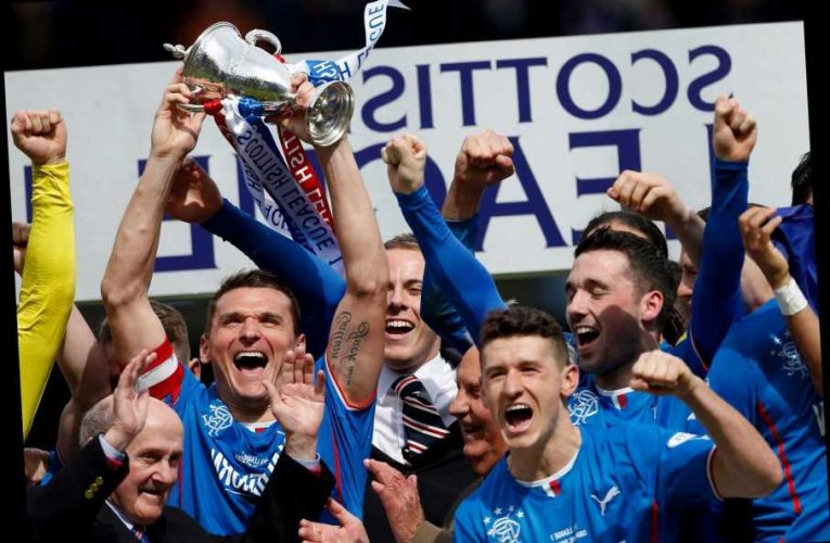 Where are they now? The Rangers stars who helped win 2014 League One title on amazing rise to top of Premiership