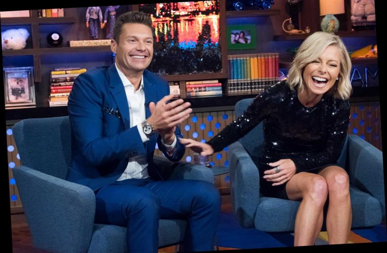 Live with Kelly and Ryan: What time is it on and what channel?