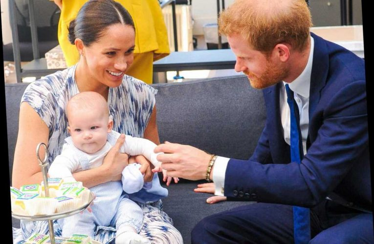 Meghan Markle claims Royal Family raised concerns over how dark Archie's skin would be before he was born