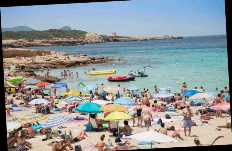 Majorca and Ibiza hope to follow Portugal, Greece and Cyprus in welcoming British holidaymakers with vaccine passports