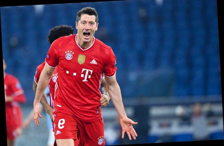 Bayern Munich vs Lazio FREE: Live stream, TV channel, team news and kick-off time for Champions League clash