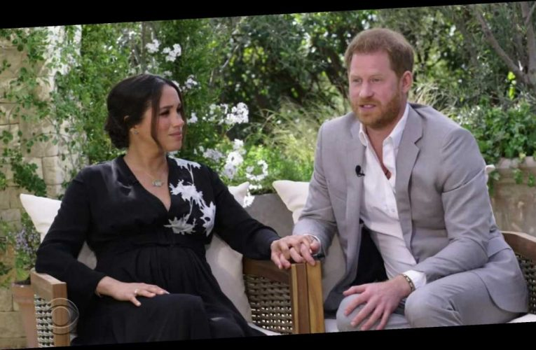 The four demands Prince Harry and Meghan Markle 'made to TV channels who wanted to show Oprah interview'