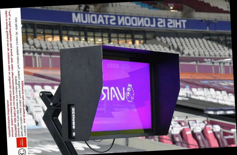 Premier League clubs to hold talks over new VAR changes for next season with focus on handball and penalty decisions
