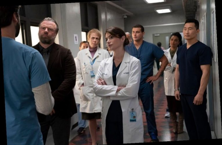 New Amsterdam: Who's in the cast?