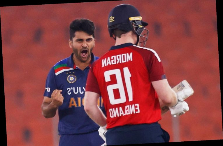 Ben Stokes' flurry not enough for England as India finally bat first and WIN to level T20 series