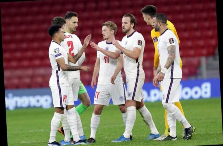 England vs Poland FREE: Live stream, TV channel, team news and kick-off time for Three Lions World Cup qualifier