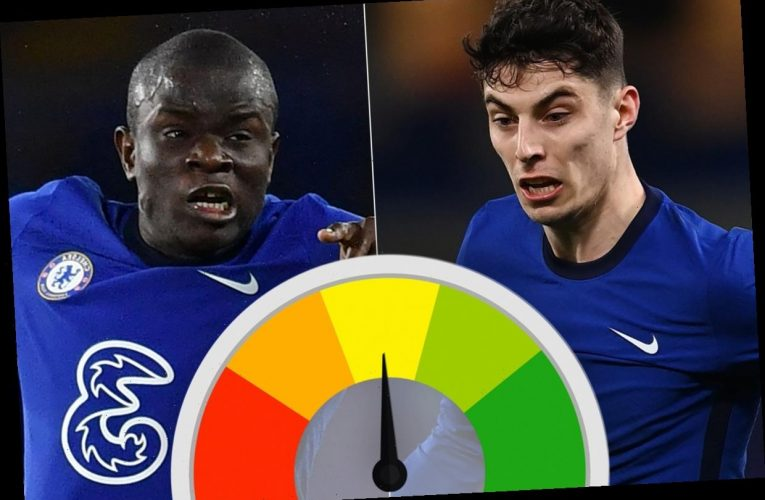 Chelsea ratings: Kante dominates every blade of grass and Havertz continues surge of form as Blues win again