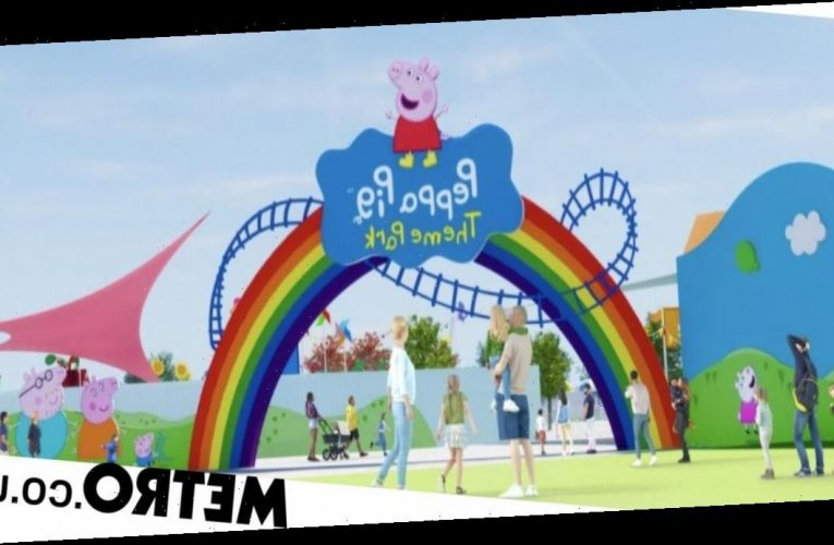 New Peppa Pig theme park set to open in Legoland Florida