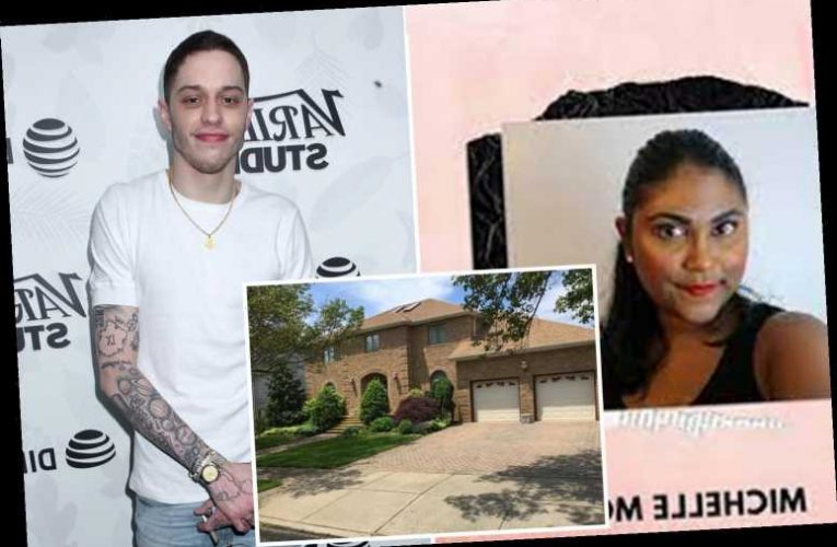 Woman who falsely claimed she married Pete Davidson 'BREAKS IN to SNL star's home and sits on kitchen table'