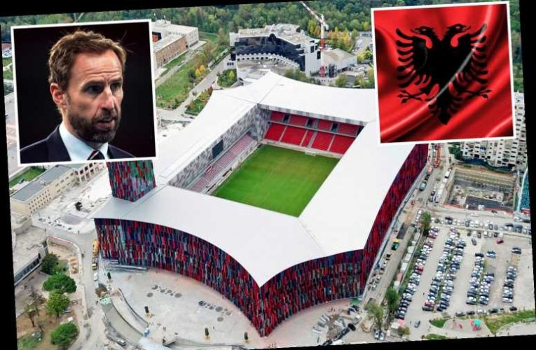 England's World Cup qualifier with Albania at risk of being AXED over police security fears just days before game
