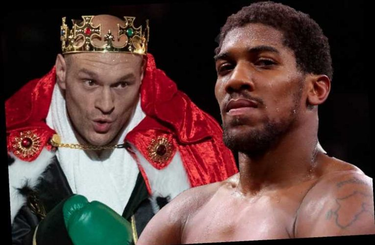 Seven fights we HAVE to see in 2021 including Tyson Fury vs Anthony Joshua, Whyte vs Wilder and Crawford vs Spence
