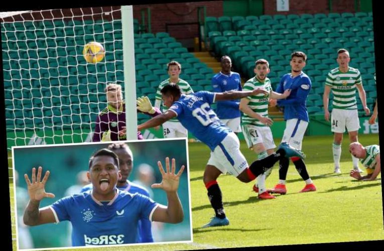 Celtic 1 Rangers 1: Morelos scores his first derby goal in 13th Old Firm game to keep Gers' unbeaten dreams alive
