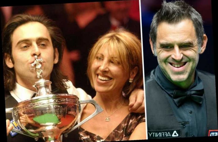 Ronnie O'Sullivan claims World Championships fans should all be vaccinated after his mum's battle with the virus