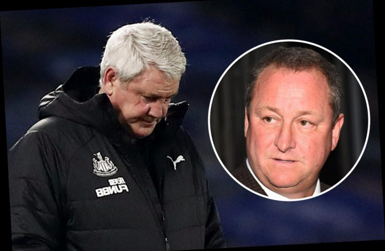 Steve Bruce escapes Newcastle axe with Mike Ashley convinced boss can keep them up despite club legends turning on flops
