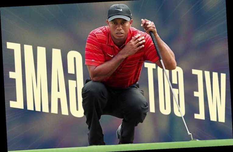 Tiger Woods returns to golf as 2K announce he will help make new video games with them following horror car crash