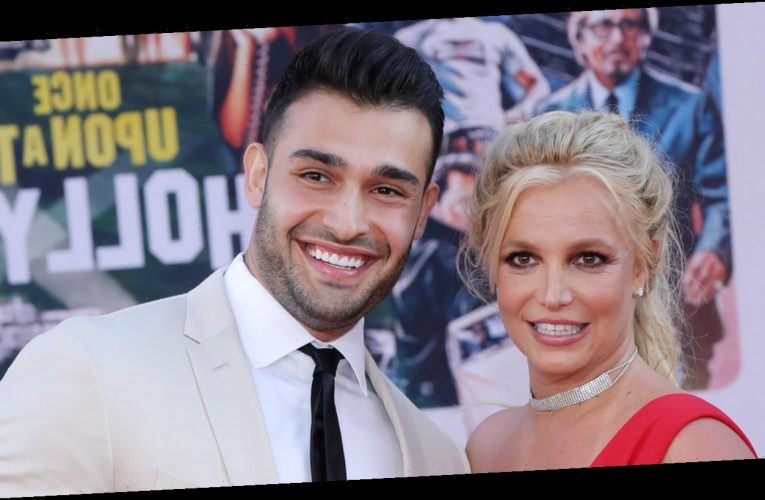 Sam Asghari Wants to Take 'Next Step' With Britney Spears, Be a 'Young Dad'