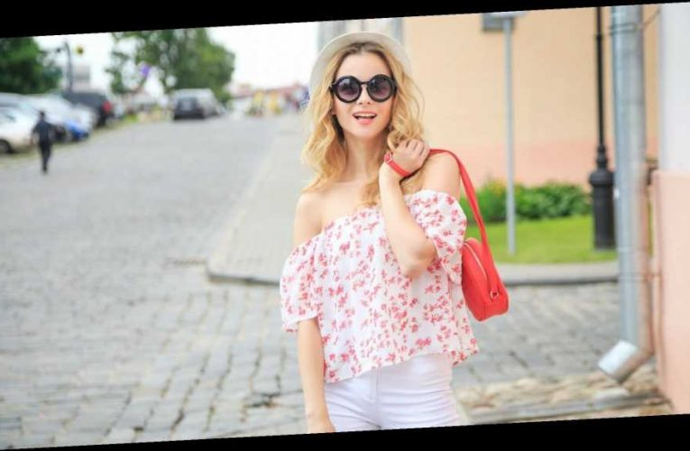 Over 20,000 Shoppers Are Obsessed With This Off-the-Shoulder Blouse