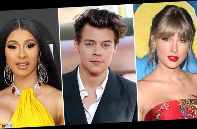 Taylor Swift, Harry Styles, Cardi B, More to Perform at Grammys