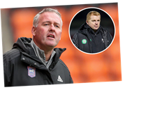 Paul Lambert insists NOTHING could convince him to replace Neil Lennon as manager at former club Celtic