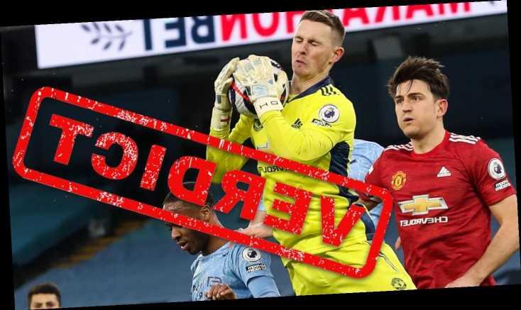 Man Utd verdict: Dean Henderson proves he can be the daddy in David de Gea's absence