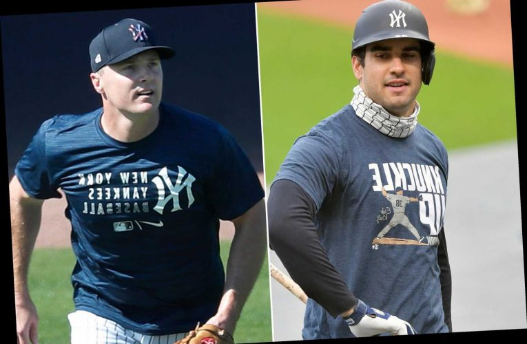 Why Yankees should pick Mike Tauchman over Jay Bruce: Sherman