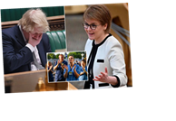 SNP's bumper 4% pay rise for NHS dwarfs Boris' increase in England just hours before Holyrood election campaign starts