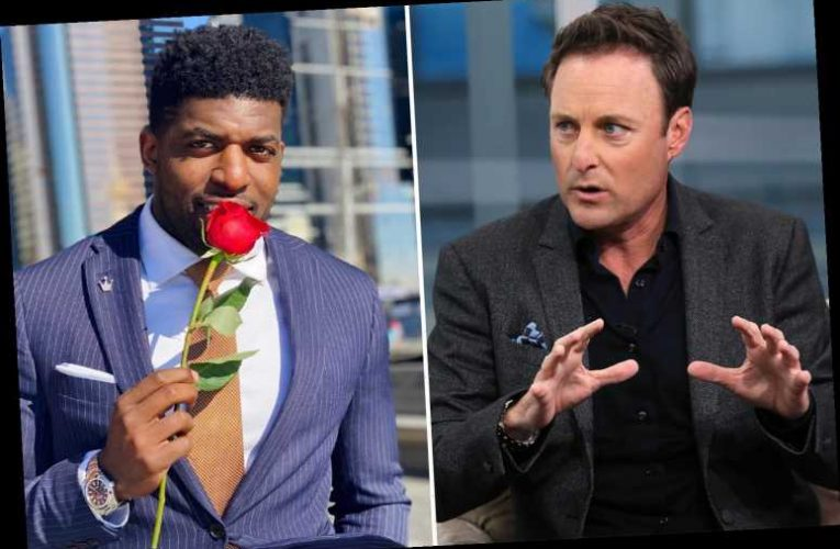 The Bachelorette cast is 'quarantining in New Mexico' without Chris Harrison as he could be replaced by Emmanuel Acho