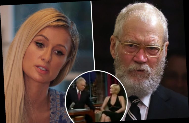 Paris Hilton blasts 'cruel' host David Letterman who was 'very mean' and 'tried to humiliate her' during 2007 interview