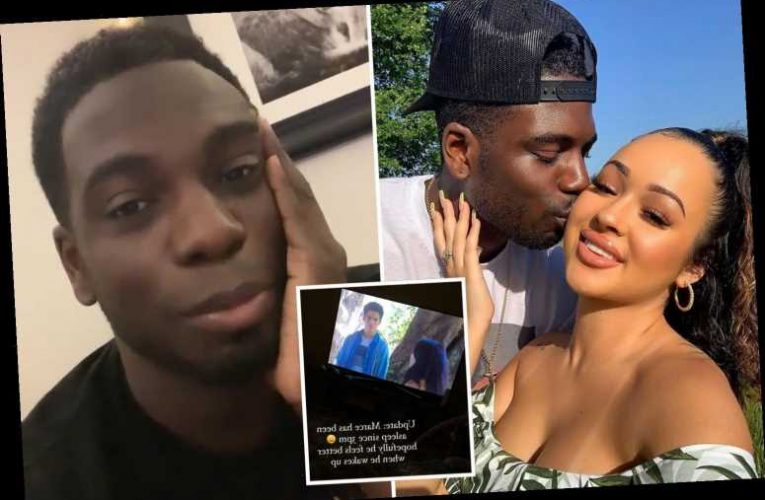 Love Island's Marcel Somerville had 'crazy' reaction to Covid vaccine as he reveals shivers, headaches and five-hour nap
