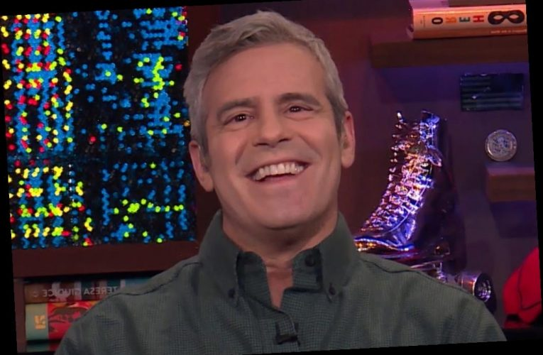 Andy Cohen Drove a Forklift For Work As a Teenager